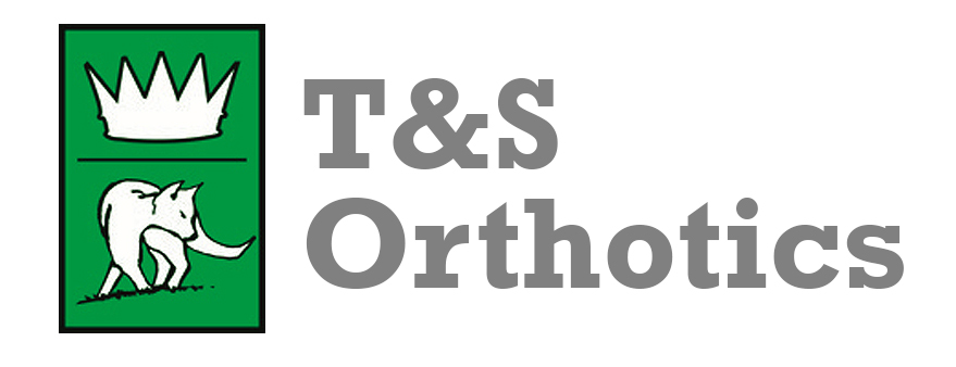 T&S Orthotics logo v.1